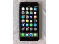 iPhone 7 Plus 256GB Jet Black EE