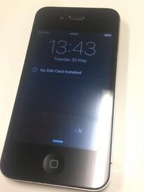 iPhone 4s 64GB on EE (may be unlocked - welcome to try your SIM)