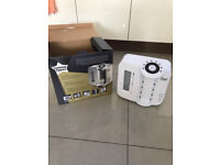 Tommee Tippee Closer to Nature Perfect Prep Machine - Used (it looks as new)