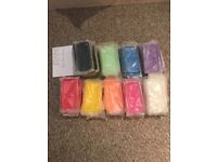 Job lot of Iphone 5 cases