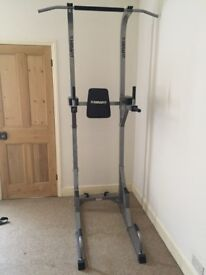 Mirafit VKR Multi function gym power tower