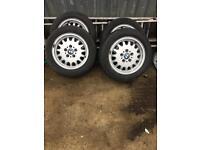 "BMW E36/46 7jx15""genuine alloy wheel"