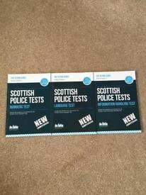 Police Scotland, Exam example papers