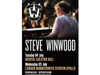 FRONT ROW Steve Winwood Tickets London 5/7/17