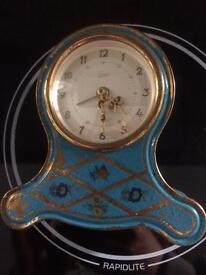 Vintage alarm clocks antique