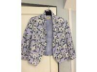 Floral Jacket from Papaya