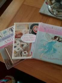 Cross Stitch Chart Books