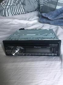 Pioneer DEH-1500UB Single Din Car Stereo Radio USB Aux E46