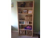 FREE good sturdy well made large bookcase