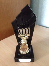 Black 2000 Trophy