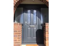 Home UPVC Window + Composite Door / Garage -- Colour Changes North West PAINT SPRAYING SERVICE
