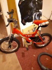 Childerns bike