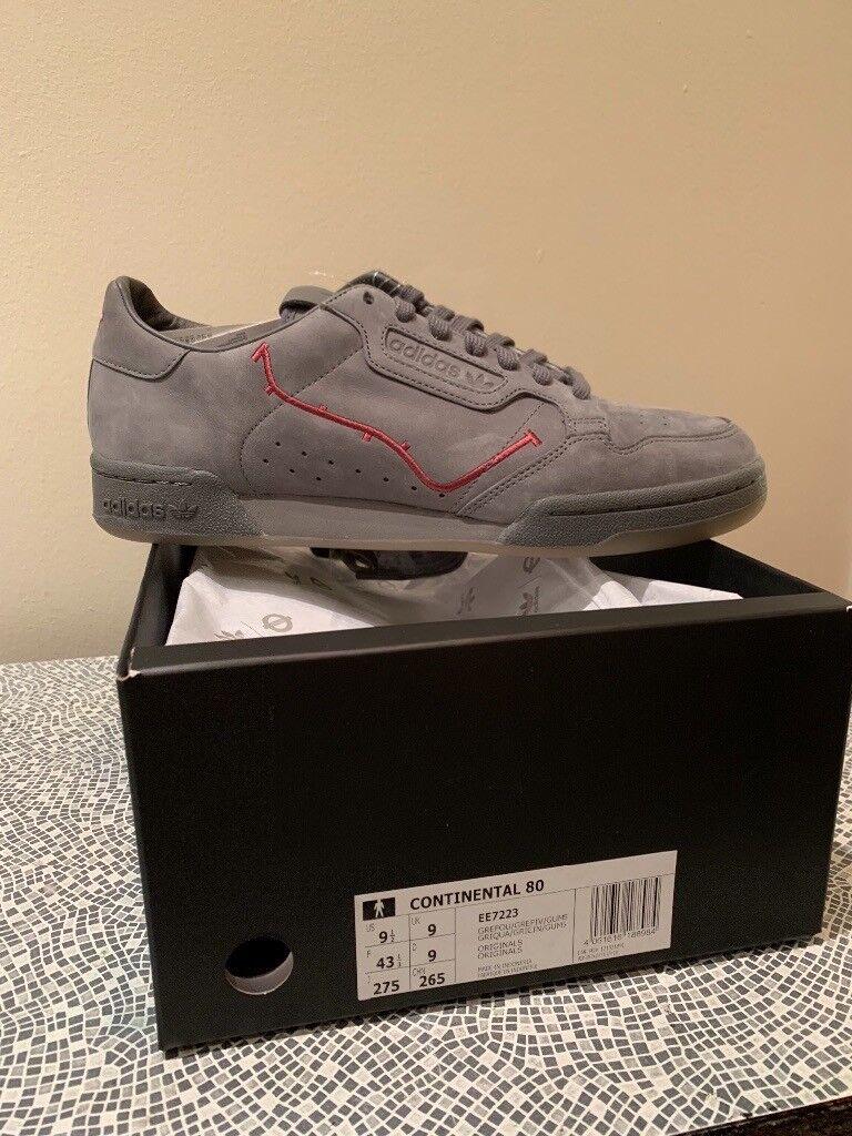 Adidas Originals Continental 80 x TFL METROPOLITAN SIZE 9  34439217a
