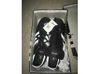 Size 12 adidas World Cup studs
