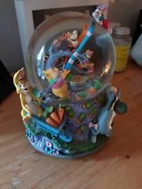Disney globe