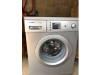 Bosch Silver Edition VarioPerfect Washing Machine