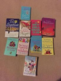 Sophie kinsella collection of books