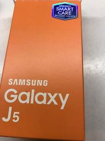 brand new samsung j5 dual