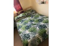 IKEA DOUBLE BED AND MATTRESS FOR SALE - NEED GONE ASAP