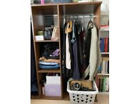 Wardrobes Open - Set of Two