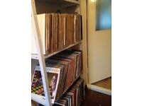 Vinyl Records ex shop stock loads business opportunity