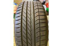 Goodyear Eagle F1 275/45 R20 110W Tyre