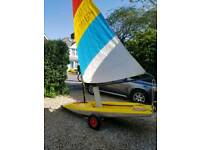 Topper Dinghy 17964