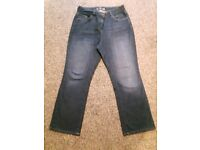 Marks and Spencer 'Eva' Slimboot jeans. Size 14 short