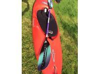 Kayak Dagger cfs medium