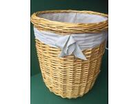 Wicker basket FREE DELIVERY PLYMOUTH AREA