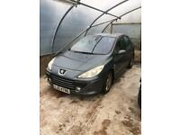 Peugeot 307 Hdi Breaking for parts
