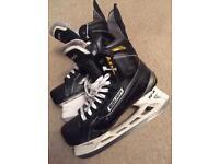 Bauer supreme s190 ice hockey skates