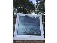 Double Glazed UPVC Window With Sill