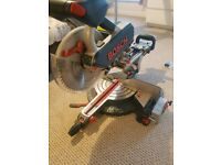 Bosch GCM 12 SD Dual Bevel Sliding Mitre Saw Includes Stand
