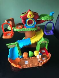 Vtech Toot Toot Animals Treehouse