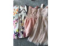 Girls dresse