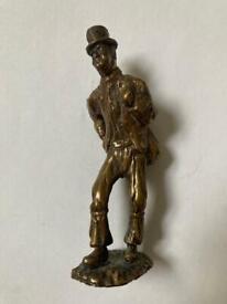 Vintage Brass Figure