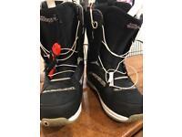 Burton ladies snowboarding boots