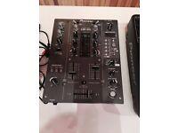 Pioneer DJM 400 Mixer
