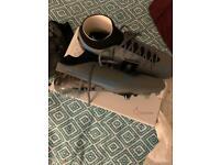 Nike custom football boots size 9