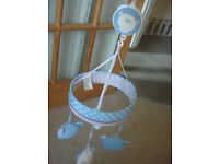 Baby cot musical mobile RedKite