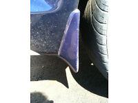 Mazda RX8 - Used Genuine Factory Mazda - Rear Mud Flaps - RX-8