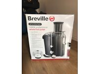  Breville Pro-Kitchen Whole Fruit Juicer - Brand New + Warranty - Healthy Juice Diets & Weight Loss