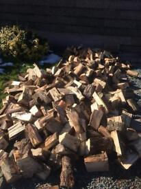 Discount Hardwood Logs *Free Delivery*