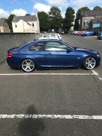 Bmw 325d coupe (not Audi Mercedes ford Skoda vw)