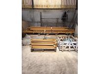 Kwikstage scaffolding 32feet x 16feet £900