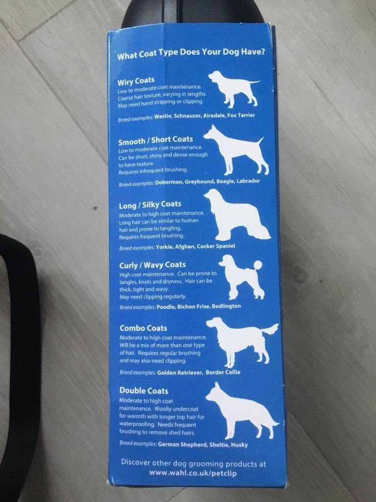 Wahl Multicut Dog Clipper Grooming Set In Arnold Nottinghamshire