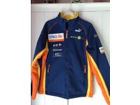 "Renault Formula One F1 Team ING Puma Jacket - 40"" Chest"