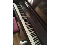 ***Upright Piano for Sale*** £150 including stool*** open to offers