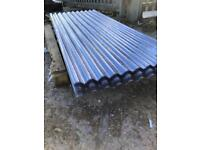 PVC Corrugated Roofing Sheet 6ft x 2ft6inch